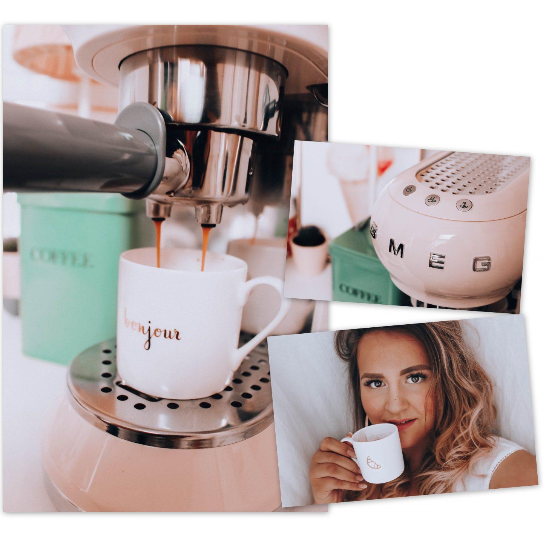 Cappuccino Lover - Meine neue Espresso Maschine von Smeg ...